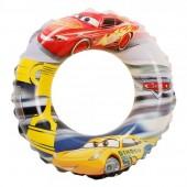 KÓŁKO DO PŁYWANIA DISNEY AUTA CARS INTEX 58260