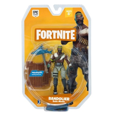 FIGURKA FORTNITE BANDOLIER SOLO MODE