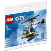 LEGO CITY HELIKOPTER POLICYJNY 30367