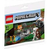 LEGO MINECRAFT FIGURKI ALEX SZKIELET 30394