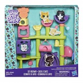 LITTLEST PET SHOP KOCI PLAC ZABAW E2127 HASBRO