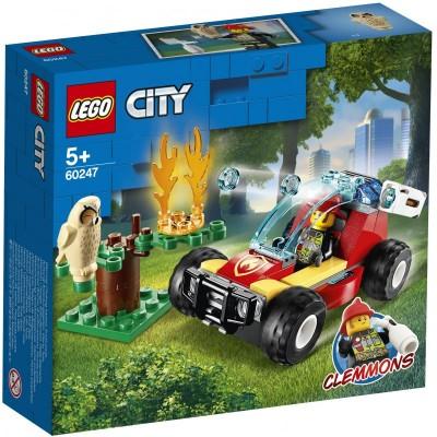 LEGO CITY POŻAR LASU 60247