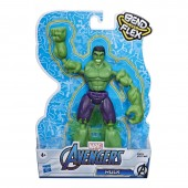 FIGURKA AVENGERS BEND AND FLEX HULK