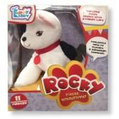 INTERAKTYWNY PIESEK ROCKY PUPPY LUV 08126