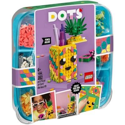 LEGO DOTS KLOCKI POJEMNIK NA DŁUGOPISY 41906