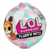 LOL FLUFFY PETS SURPRISE ZWIERZĄTKO WINTER 560487