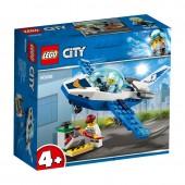 LEGO CITY POLICYJNY PATROL POWIETRZNY 60206
